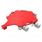Rotationsfahrwerk ECO-Skate ROTO RFN80-G (NY)
