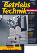 Betriebstechnik 6/7 2015
